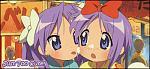 Kagami Hiiragi and Tsukasa Hiiragi from Lucky☆Star