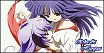 Hanyuu Furude and Rika Furude from the Higurashi no Naku Koro ni series
