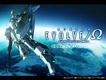 Gundam Evolve cover,a piece of art.