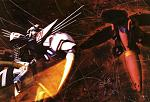 Gundam F91 slash action.Credit to Mikoo for this awesome pics.