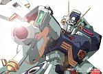 Crossbone Gundam.Credit to Bad Wolf for this awesome pics.