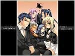 Fate Stay Night Group