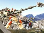 Buster Gundam also taken from Gundam thread.