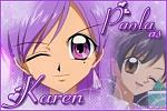 this is karen for mermaid melody