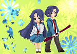 Chibi Asakuras~ Nyaa, how cute! ...or something.