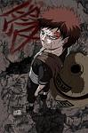 Gaara our little psychopath<3