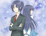 Ryo Asakura and Ryoko Asakura.