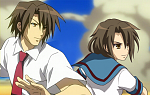 Itsuki Koizumi and Itsuko Koizumi in a dramatic battle!