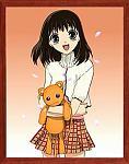 Kagura Sohma: the cutest violent girlfriend ever seen.
