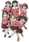 Azumanga up