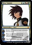 Kira Yamato Planeswalker