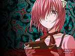 wall elfen lied blood marble