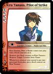 Kira Yamato, Pilot of Strike