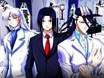 Sesshoumaru Itachi and Byakuya anime guys 2550260 1024 768