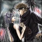 KONAN   PEIN   Under My Rain by ireal70