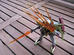 Robot Tamashii Garazzo 3