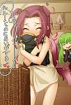 Kallen looks cute here.
