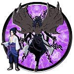 Sasuke Cursed Seal Release by kraytos