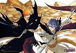 Ichigo and Dark Rukia