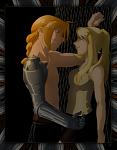 Ed x Winry 2 for foxgirl06  by Niak Minstrel