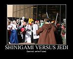 bleach vs jedi
