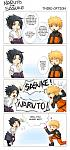 Naruto & Sasuke - Third Option