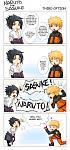 Naruto & Sasuke - Third Option