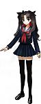 Tohsaka Rin (Fate/Extra CCC)
