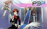 P3P Female Protagonist and (FeMC form) Orpheus