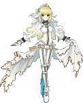 Saber Bride (Fate/Extra CCC)