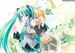 Hatsune Miku & Kagamine Rin