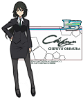 Chifuyu's English signature...?