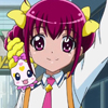 Cure Happy avatar that i picked up from a precure site. Sorry, can't remember who made it. Goes together with Smile Precure sig by Palsa-san. :)