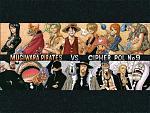Mugiwara Pirates vs. CP9